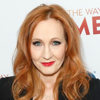rowling  J.K. Rowling Somehow Decides Now's a Good Time to Double Down on Her Transphobia rowling 1